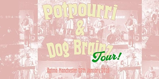 Potpourri & Dog Brainz in Manchester