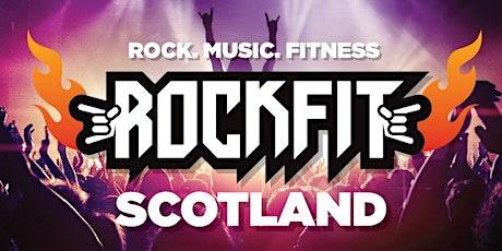RockFit Wednesdays with Rebecca (Glasgow)  tickets