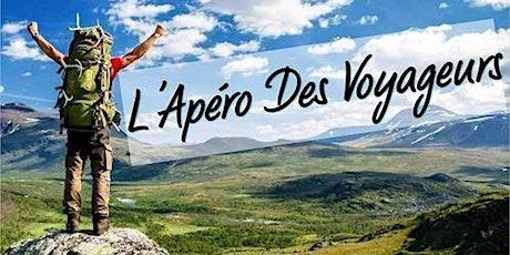 L'Apéro Des Voyageurs (gratuit) billets