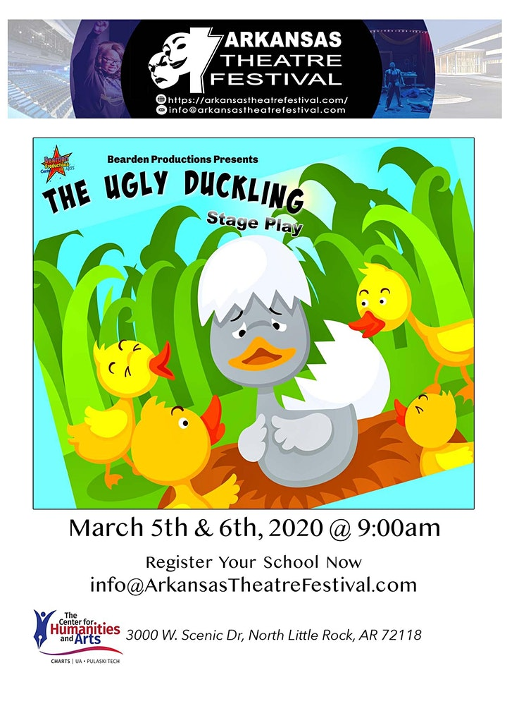 The Ugly Duckling Stage Play image