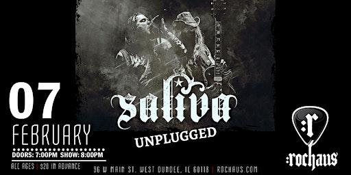 Saliva - Unplugged