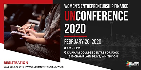 Women's Entrepreneurship Finance UnConference tickets