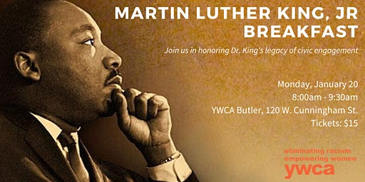 2020 Martin Luther King Jr Breakfast