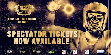 Lonsdale MTK Global Boxcup 2020 tickets