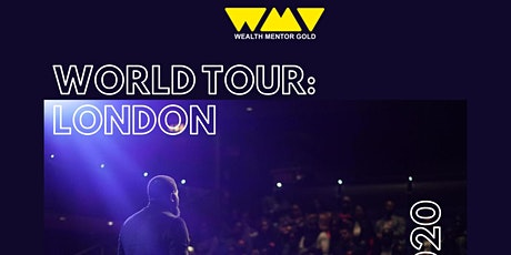 WMG World Tour: London tickets