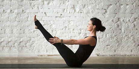 6 Week Pilates for Complete Beginners Course, Lost in Yoga, Camberwell tickets