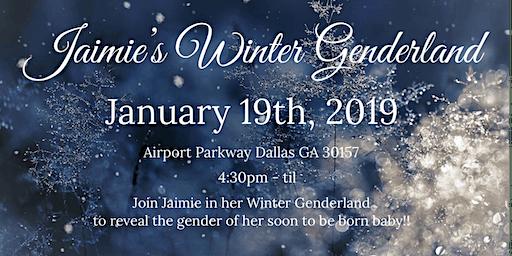 Jaimie's Winter Genderland