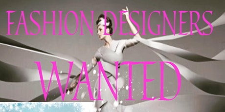 Designers wanted tickets