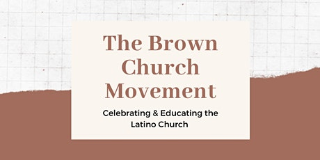 The Brown Church Conference - NYC tickets