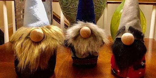Sock Gnome Class