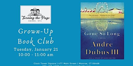 Grown-Up Book Club: Jan AM
