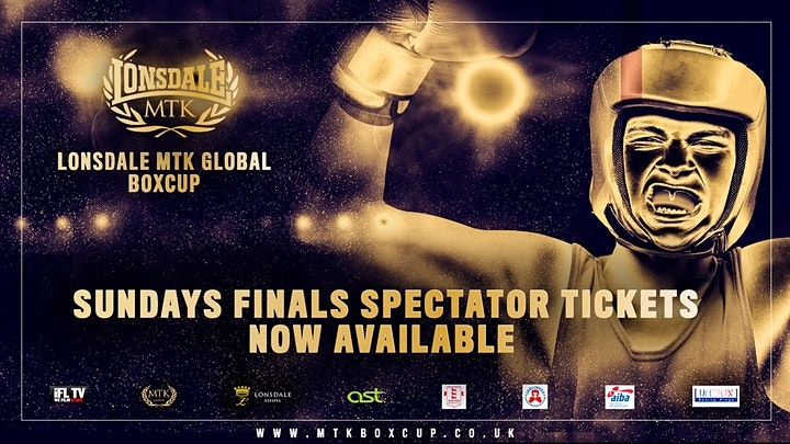 Lonsdale MTK Global Boxcup 2020 image