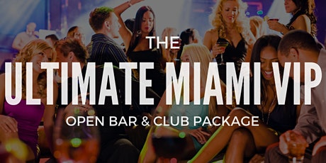 SOUTH BEACH PARTY BUS *  LIMO * OPEN BAR  * NIGHTCLUB PACKAGE  tickets
