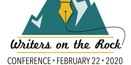 Writers on the Rock: Conference 2020 tickets