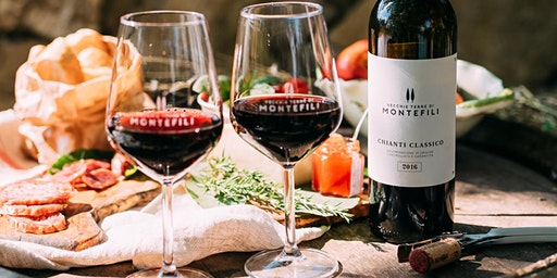 Goosefeather + Vecchie Terre di Montefili Wine Dinner
