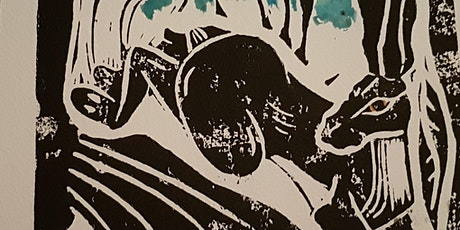 SOLD OUT Lino Cut Workshop with Richard Chuck tickets