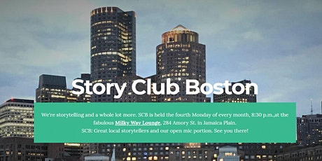 Story Club Boston tickets