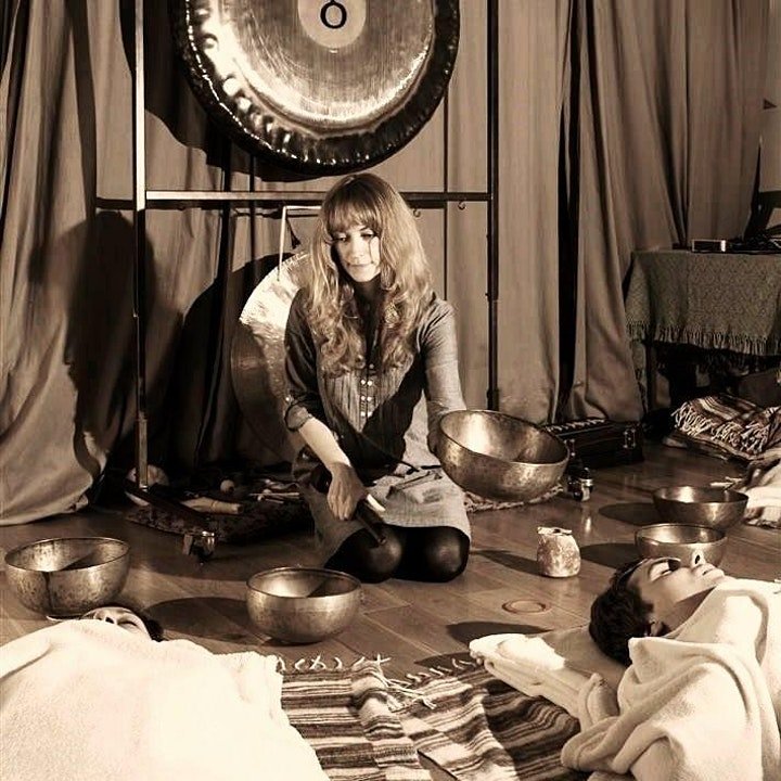 Gong Bath with Kat Bumbul/Sound Mysterium image