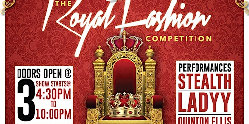 The Royal  Competition Fashion Show