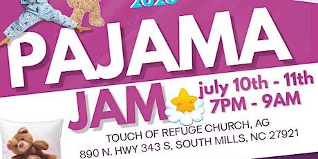 2020 Pajama Jam tickets