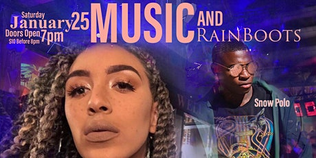 Music and Rainboots Hosted by Plane Jane tickets