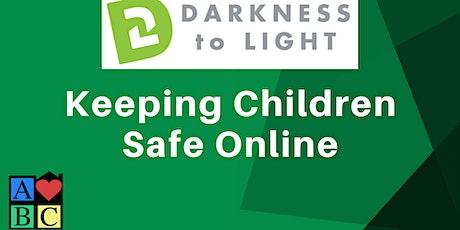 Keeping Children Safe Online: Social Media & Tech Safety Training tickets