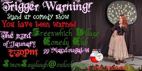 Trigger Warning! tickets