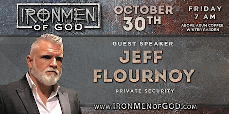 IronMen of God October 2020 Coffee tickets