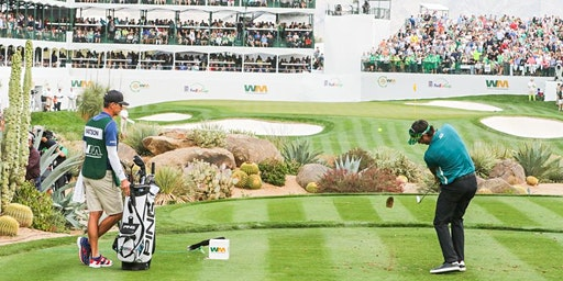 Waste Management Phoenix Open with Alliance Residential