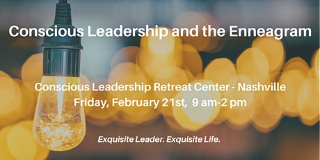 Conscious Leadership and the Enneagram tickets