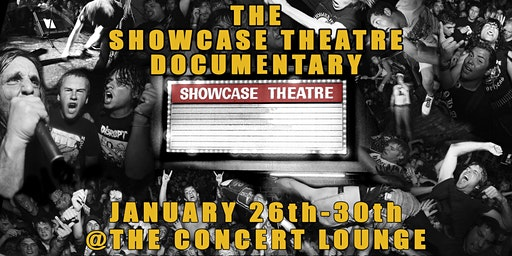 The Showcase Theatre Documentary Premiere