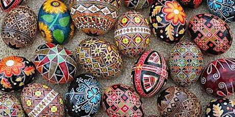 Pysanky Eggs tickets