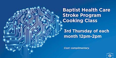 Baptist Health Care - Cooking with Cruz! entradas