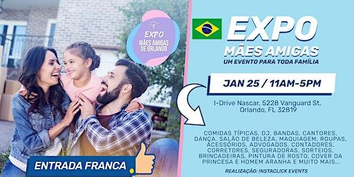 Expo Mães Amigas de Orlando - Entrada Franca