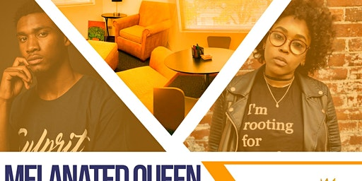 Melanated Queen Productions Co-Working and Social Space Open House
