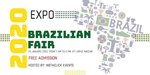 BRAZILIAN FAIR - FREE ADMISSION