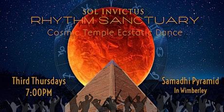 Rhythm Sanctuary Cosmic Temple Dance at Samadhi Pyramid tickets