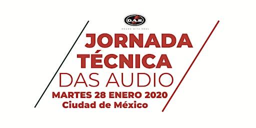 JORNADA TÉCNICA DAS AUDIO / OPEN