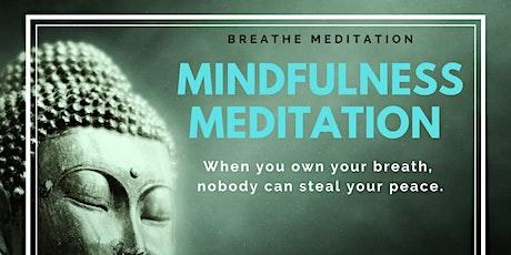 Mindfulness Meditation tickets