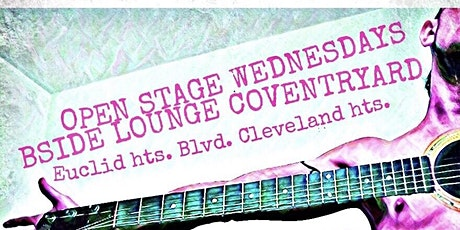 Open Stage Wednesdays tickets