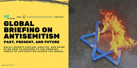 Global Briefing on Antisemitism: Past, Present, & Future tickets