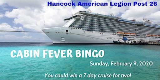 Cabin Fever Bingo