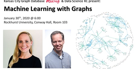Machine Learning With Graphs tickets