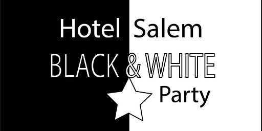 2nd Annual Black and White Party