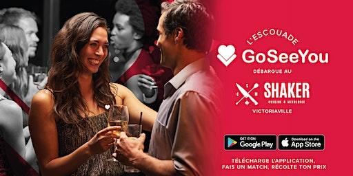 Escouade GoSeeYou au Shaker Victoriaville pour la St-Valentin