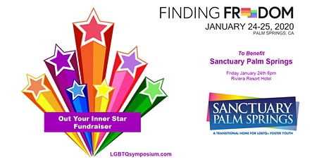 Out Your Inner Star a Fundraiser for Sanctuary Palm Springs tickets