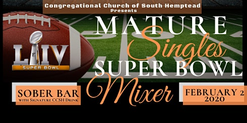 SINGLES SUPER BOWL MIXER