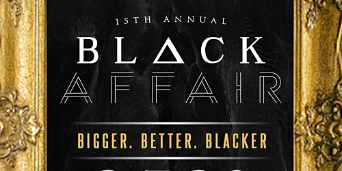 15th Annual All Black Affair