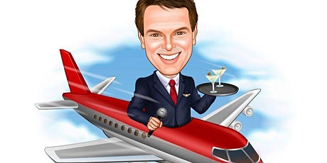 """Donald Houtz """"Come Fly With Me (Confessions of a former Flight Attendant)"""" tickets"""