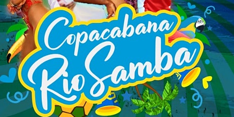 Copacabana Rio Samba ingressos